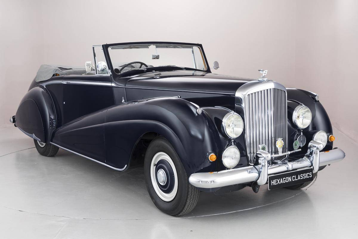 Bentley R Type 1952 - 1955 Cabriolet #4