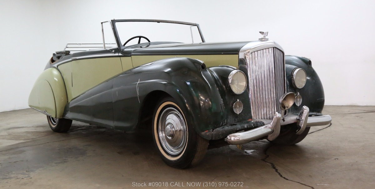 Bentley R Type 1952 - 1955 Cabriolet #5