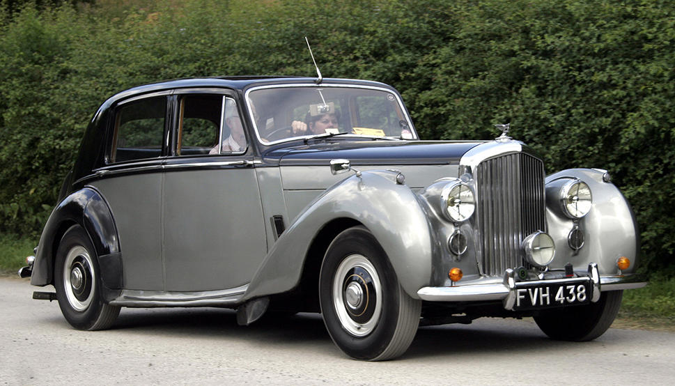 Bentley R Type 1952 - 1955 Cabriolet #2