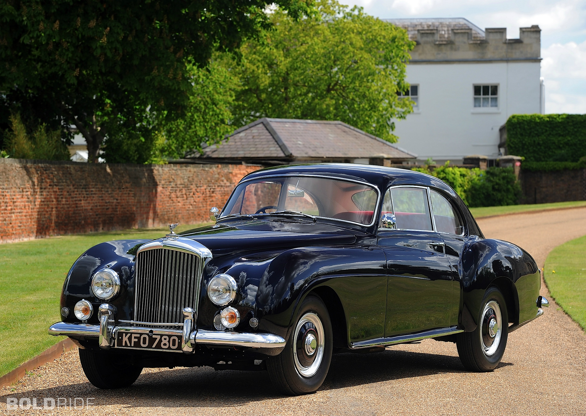 Bentley R Type 1952 - 1955 Coupe #2