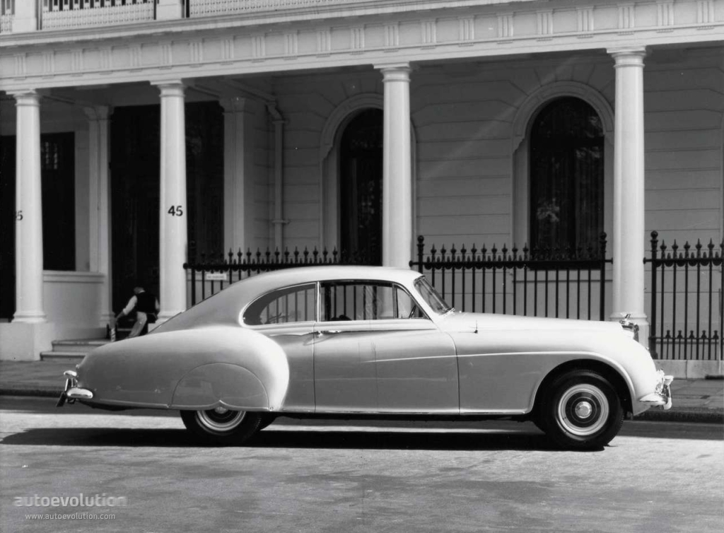 Bentley R Type 1952 - 1955 Coupe #4