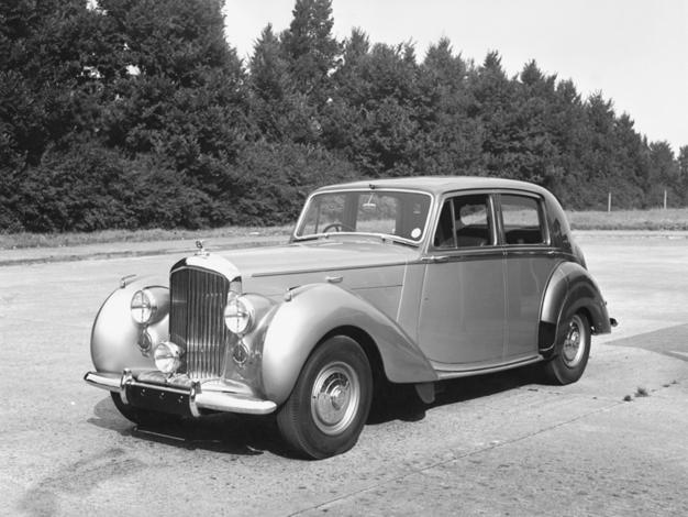 Bentley R Type 1952 - 1955 Coupe #6