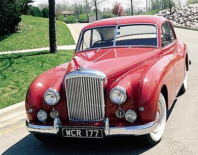 Bentley R Type 1952 - 1955 Sedan #7