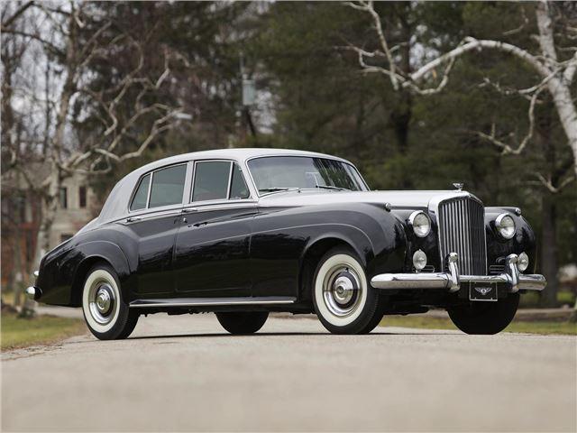 Bentley S I 1955 - 1959 Coupe #4
