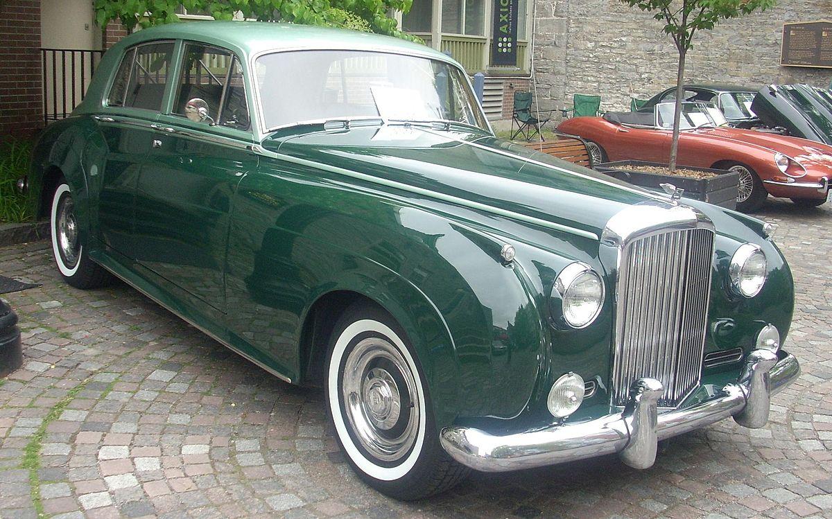 Bentley S I 1955 - 1959 Coupe #6