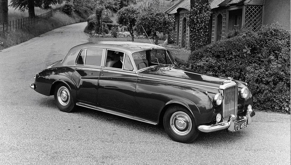 Bentley S I 1955 - 1959 Coupe #5