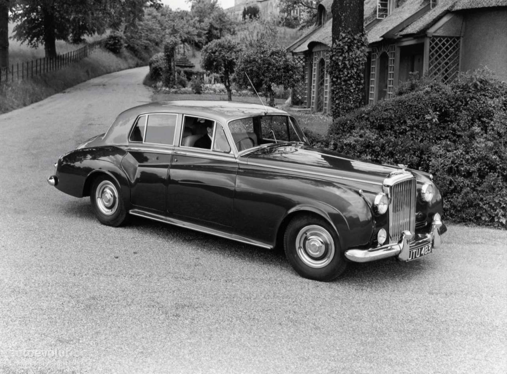 Bentley S I 1955 - 1959 Sedan #4