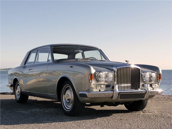 Bentley T-Series 1965 - 1980 Coupe #8