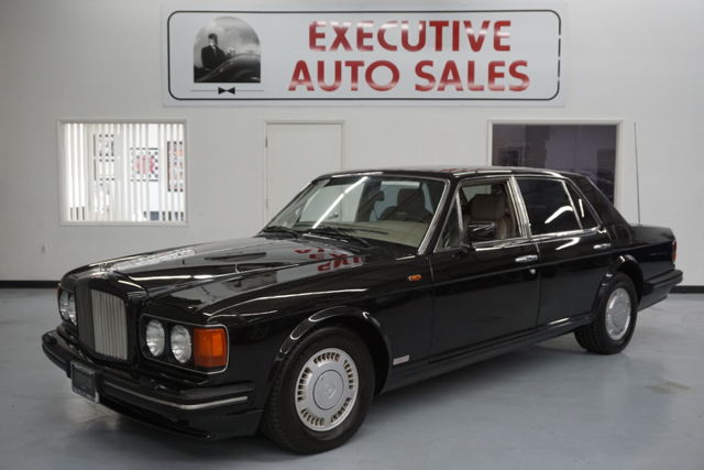Bentley Turbo R 1989 - 1999 Sedan #4