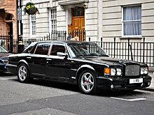 Bentley Turbo R 1989 - 1999 Sedan #7