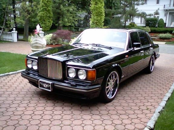 Bentley Turbo R 1989 - 1999 Sedan #1