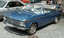 BMW 02 (E10) I 1966 - 1977 Cabriolet :: OUTSTANDING CARS
