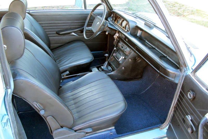 BMW 02 (E10) I 1966 - 1977 Sedan 2 door :: OUTSTANDING CARS