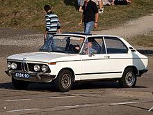 BMW 02 (E10) I 1966 - 1977 Hatchback 3 door :: OUTSTANDING CARS