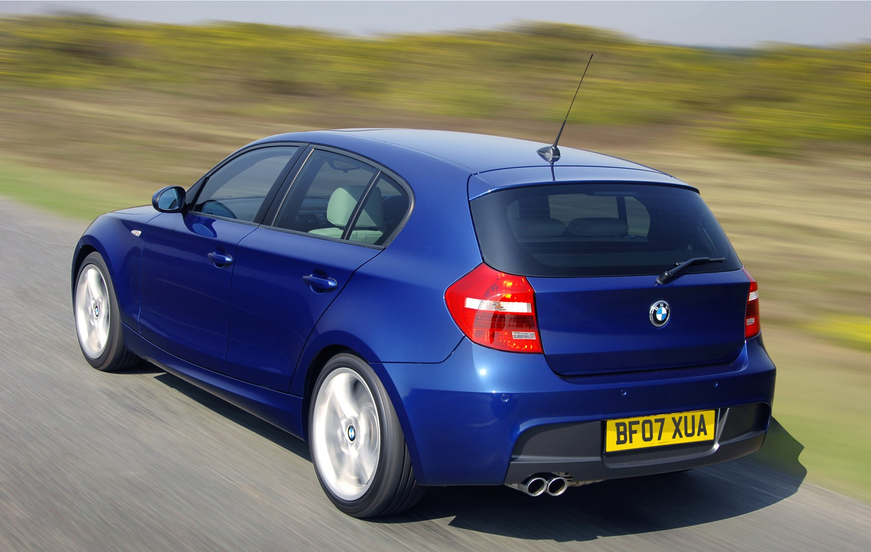BMW 1 Series I (E81/E82/E87/E88) 2004 - 2007 Hatchback 5 door #1