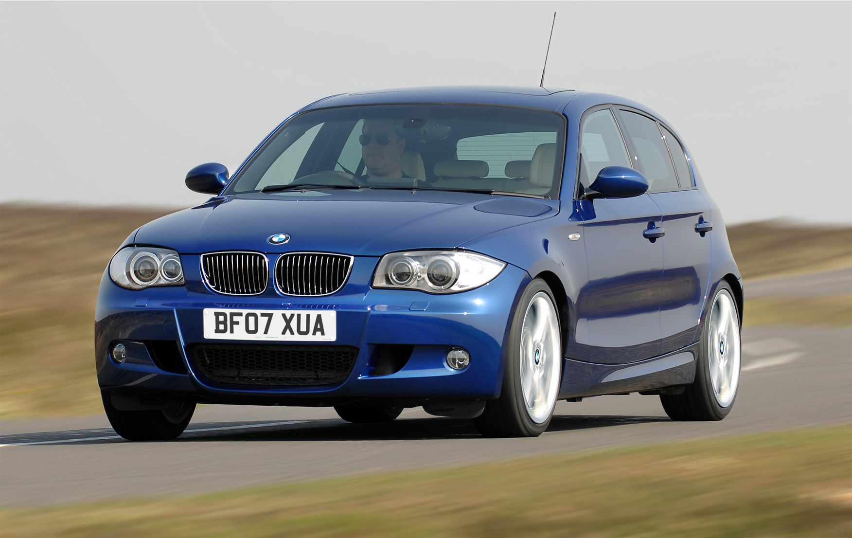 BMW 1 Series I (E81/E82/E87/E88) 2004 - 2007 Hatchback 5 door #2