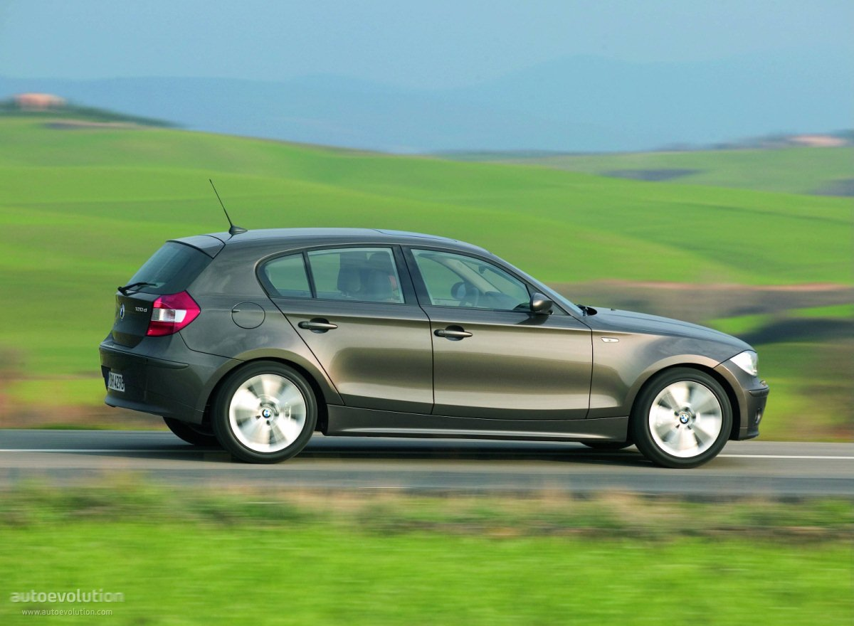 BMW 1 Series I (E81/E82/E87/E88) 2004 - 2007 Hatchback 5 door #3