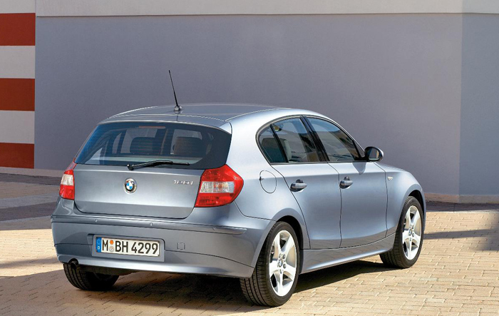 BMW 1 Series I (E81/E82/E87/E88) 2004 - 2007 Hatchback 5 door #4