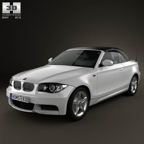 Bmw 1 Series I E82 E88 Restyling 2 2010 2014 Cabriolet