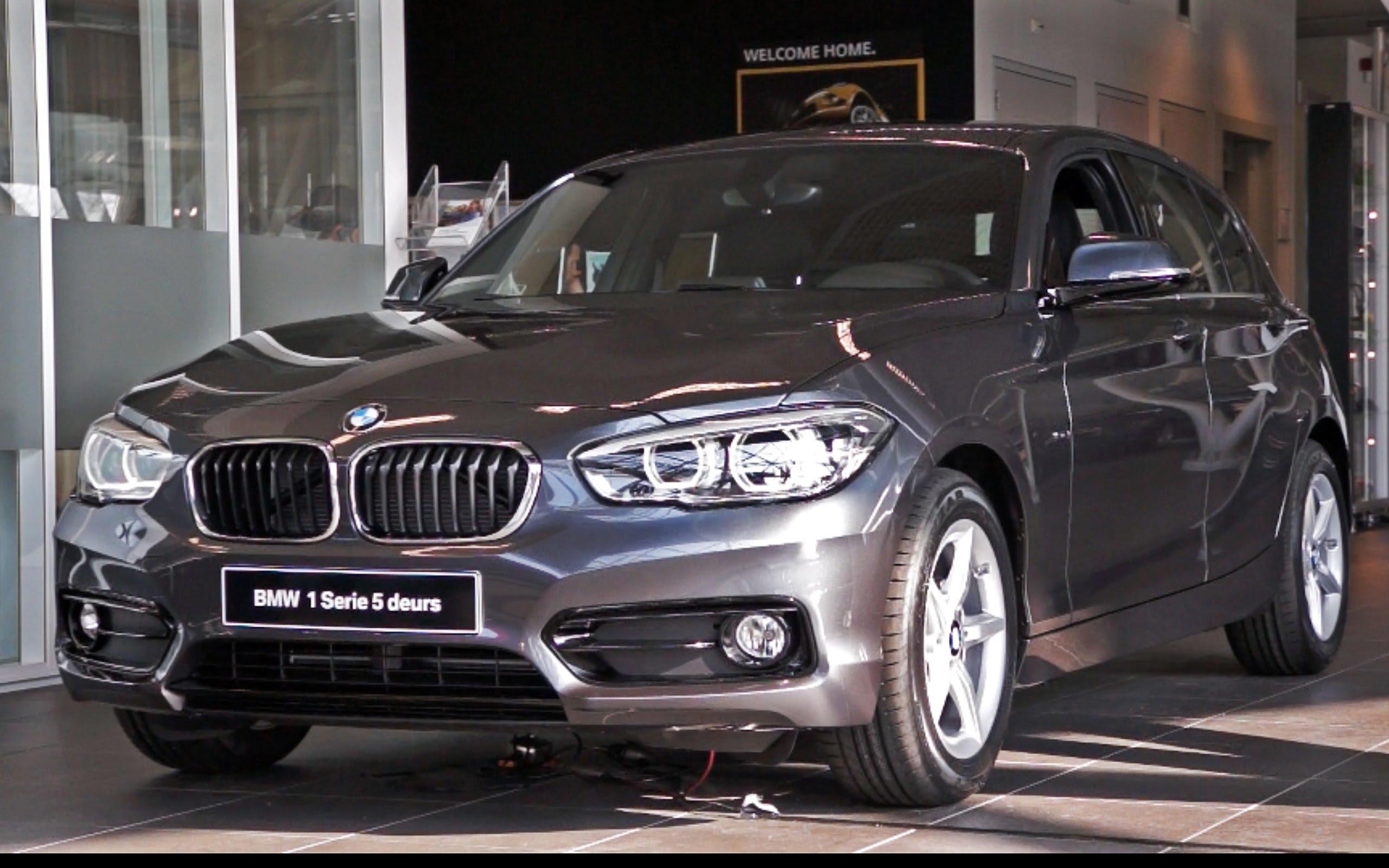BMW 3 Series VI (F3x) Restyling 2015 - now Hatchback 5 door #5
