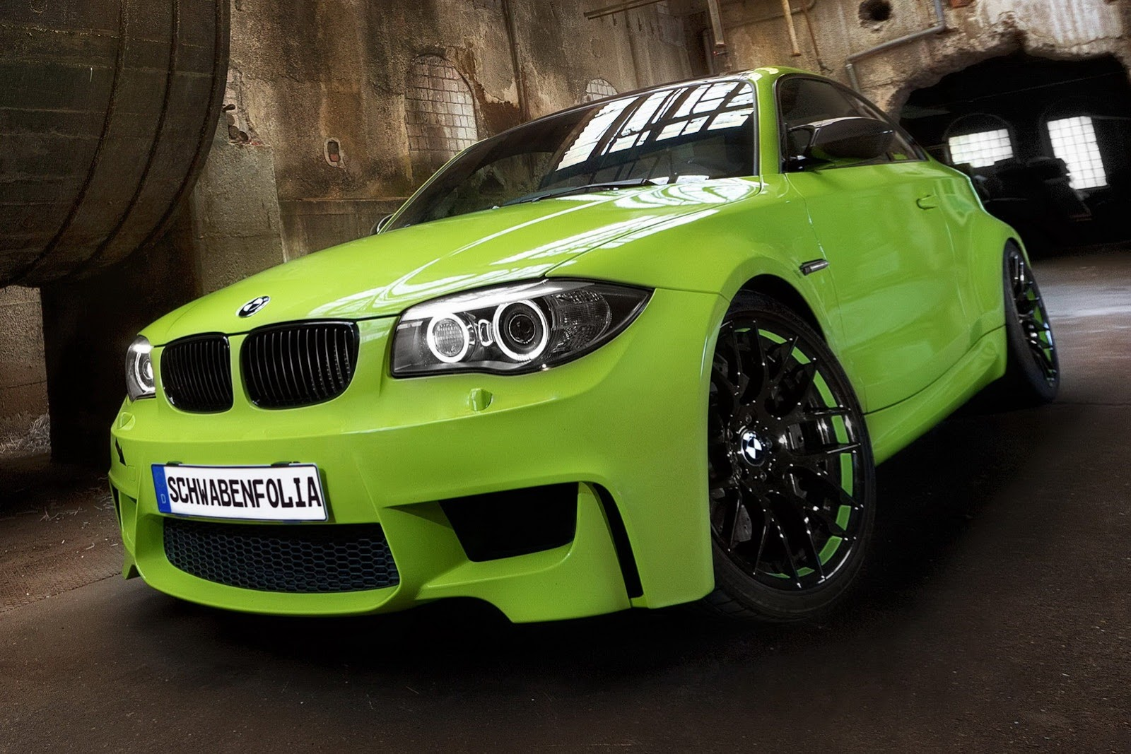 BMW 1M I (E82) 2011 - now Coupe #6