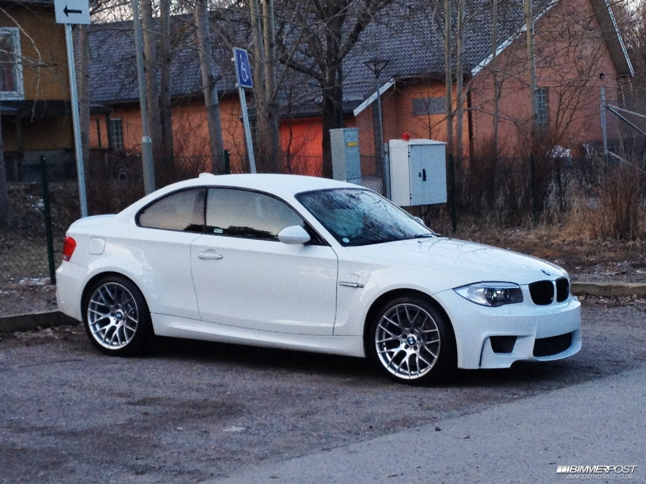 BMW 1M I (E82) 2011 - now Coupe #2
