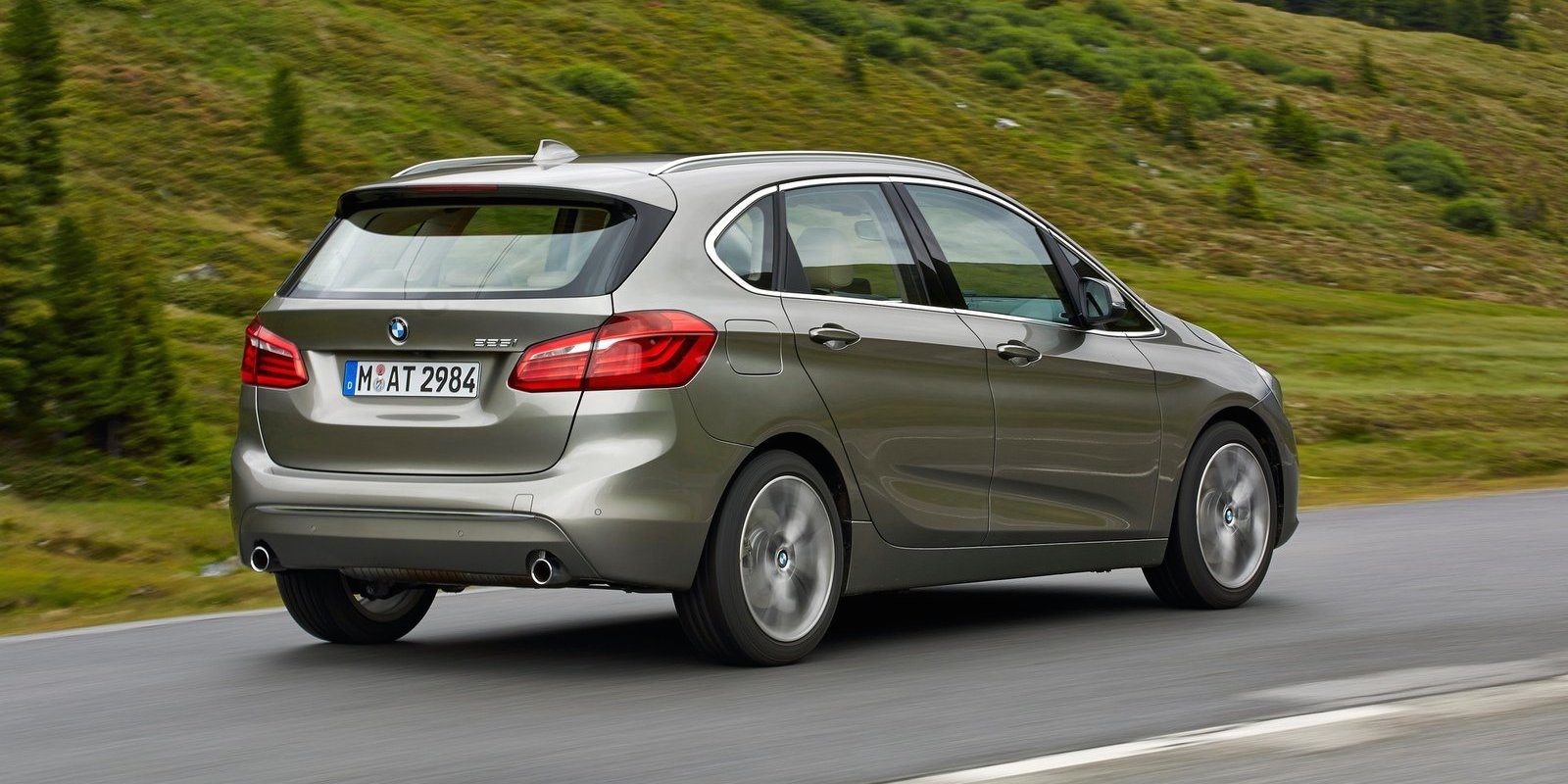 BMW 2 Series Active Tourer F45 2014 - now Compact MPV #3