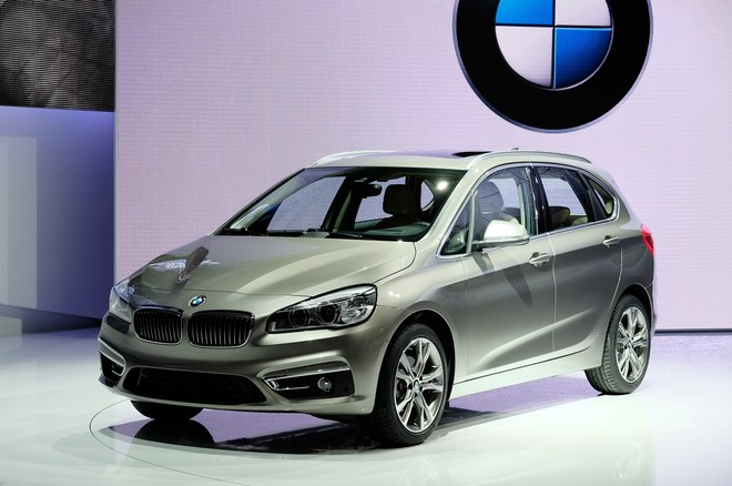 BMW 2 Series Active Tourer F45 2014 - now Compact MPV #1