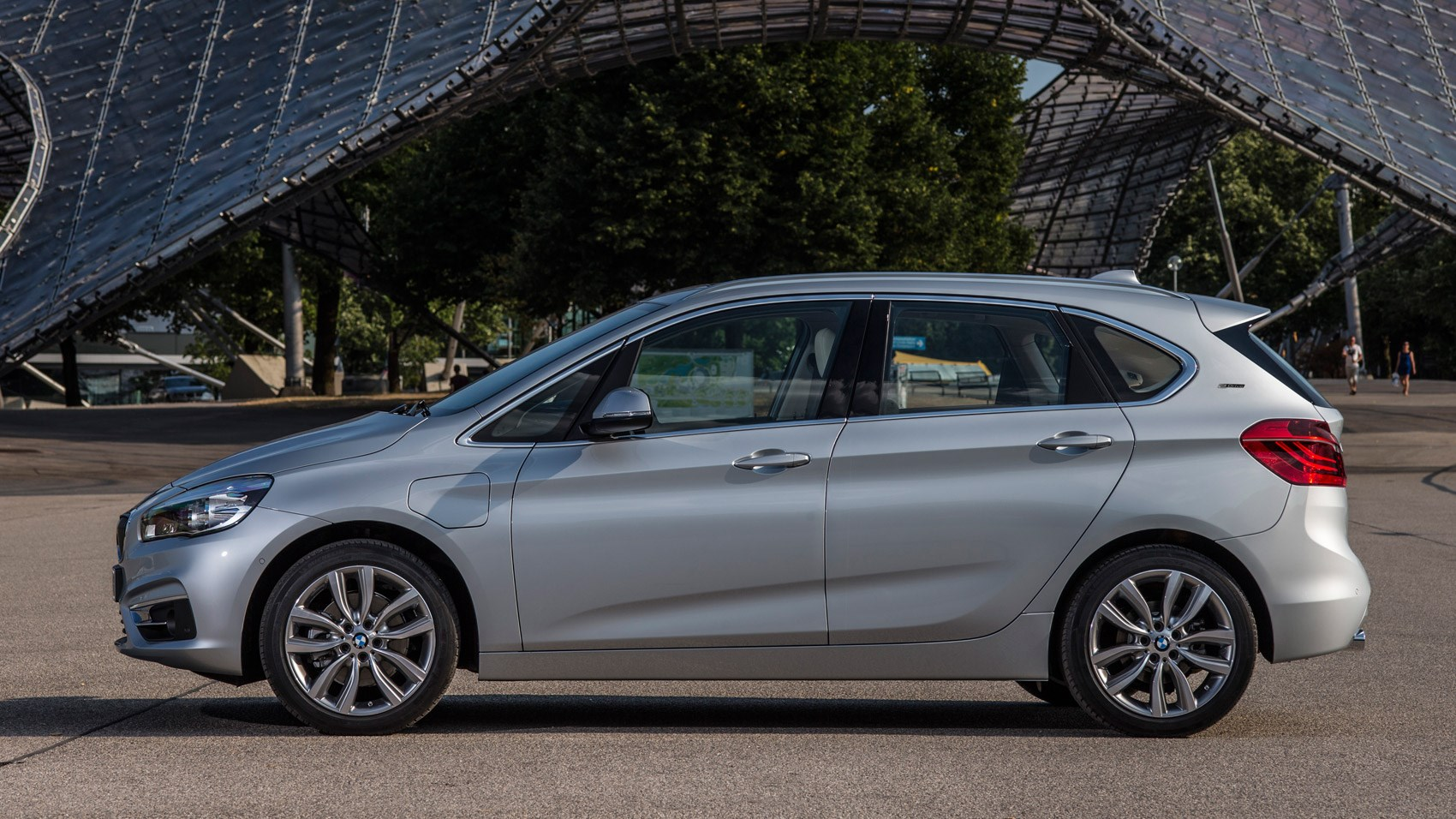 BMW 2 Series Active Tourer F45 2014 - now Compact MPV #5