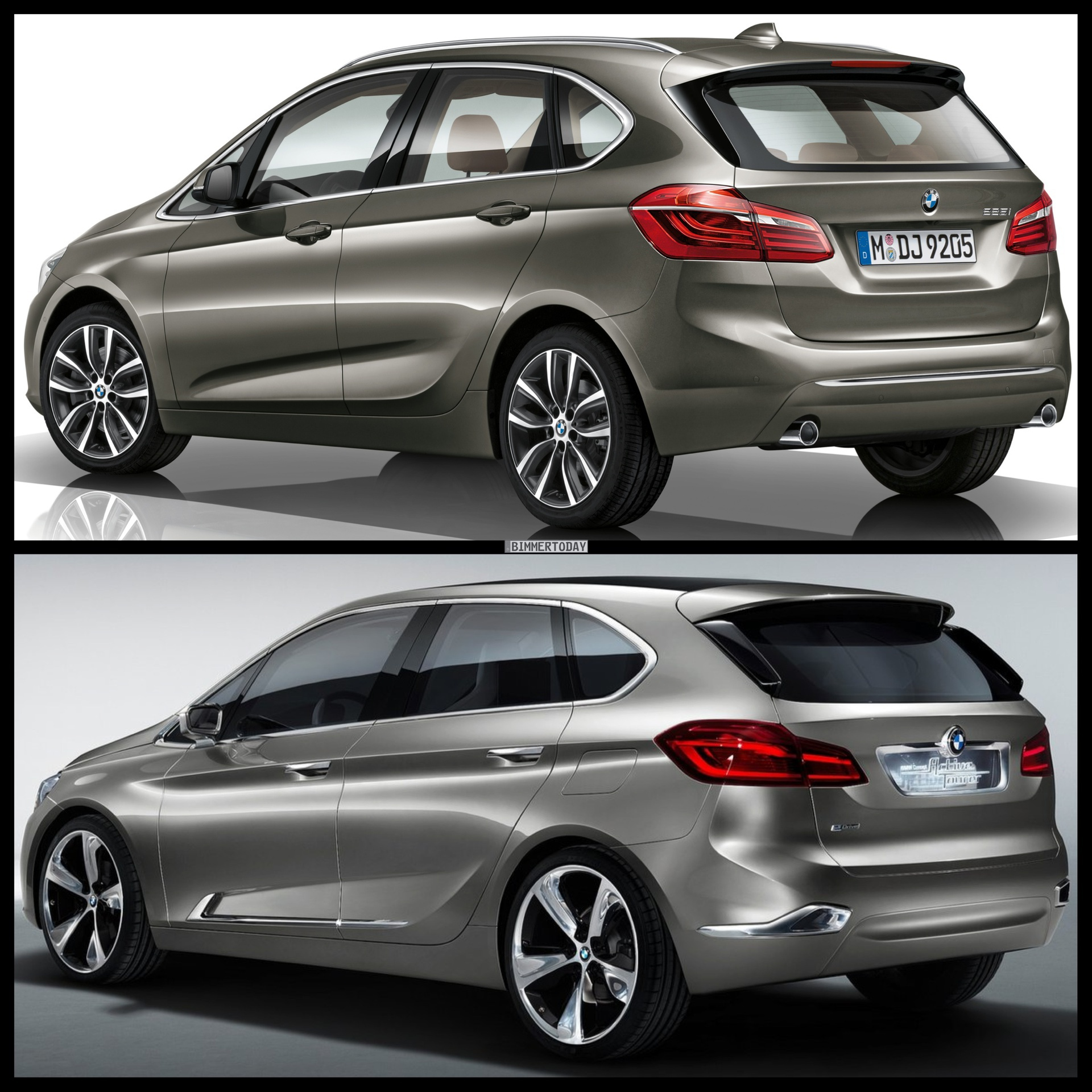 BMW 2 Series Active Tourer F45 2014 - now Compact MPV #7