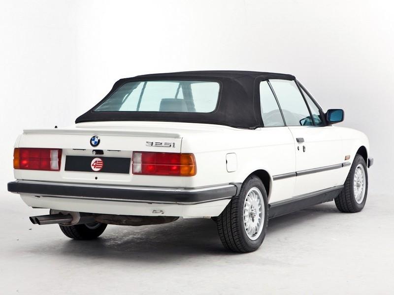 BMW M3 I (E30) 1986 - 1991 Cabriolet #7