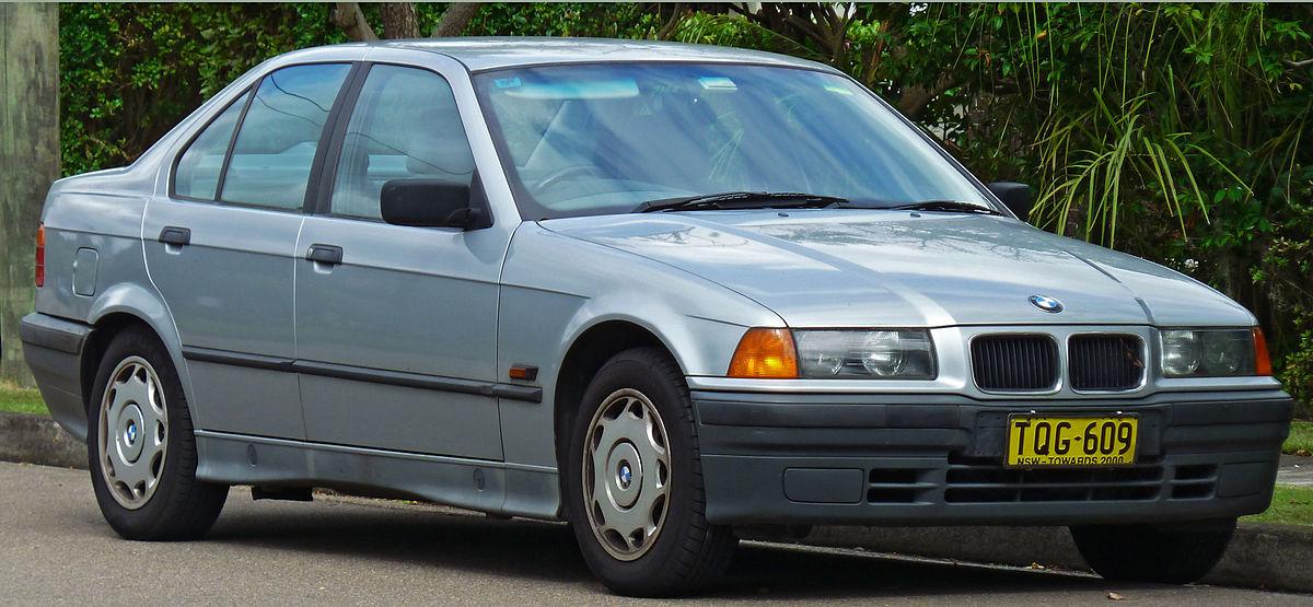 BMW 3 Series III (E36) 1991 - 2000 Hatchback 3 door #8