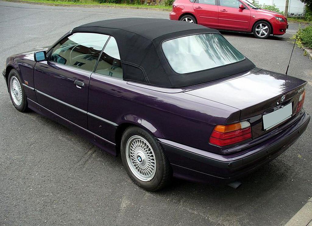 BMW 3 Series III (E36) 1991 - 2000 Hatchback 3 door #2