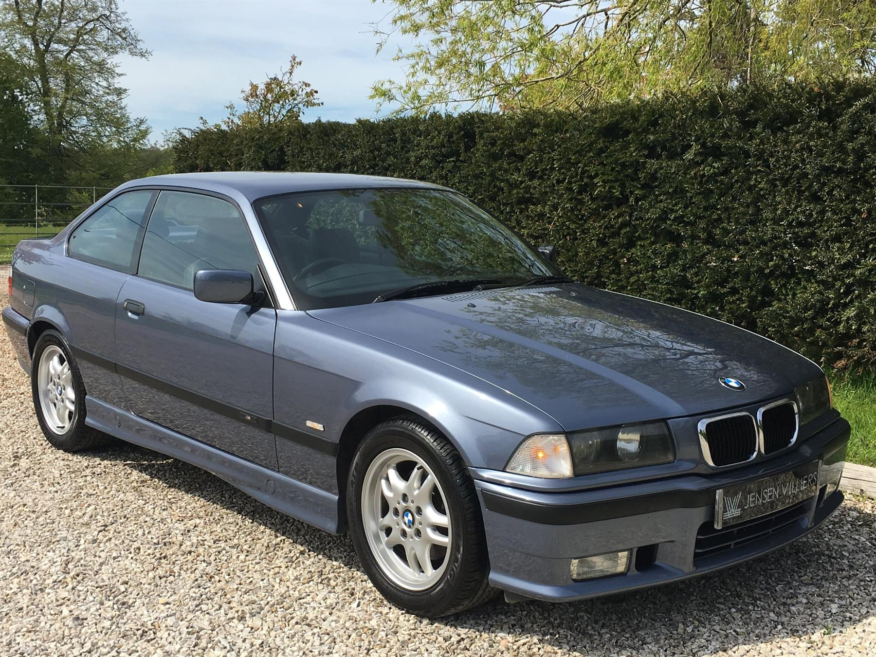 Bmw 3 Series Iii E36 1991 2000 Coupe Outstanding Cars