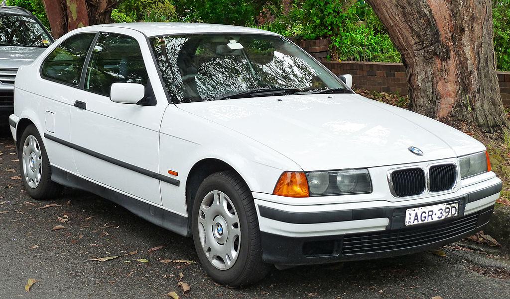 BMW 3 Series III (E36) 1991 - 2000 Hatchback 3 door #5