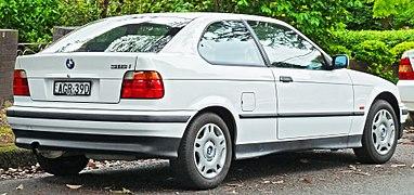 BMW 3 Series III (E36) 1991 - 2000 Hatchback 3 door #7