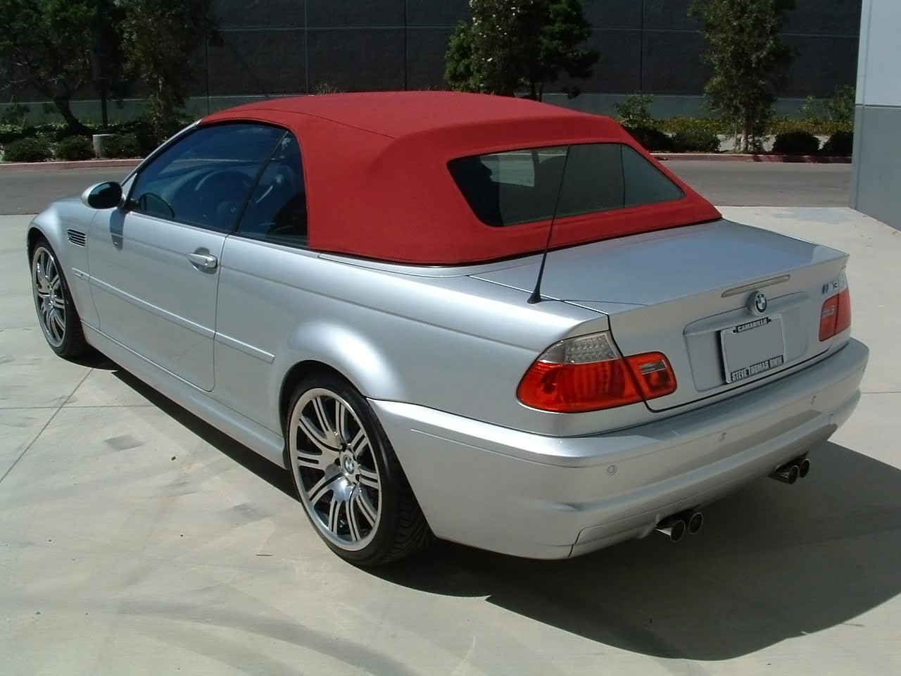 Bmw M3 Iii E46 2000 2006 Cabriolet Outstanding Cars