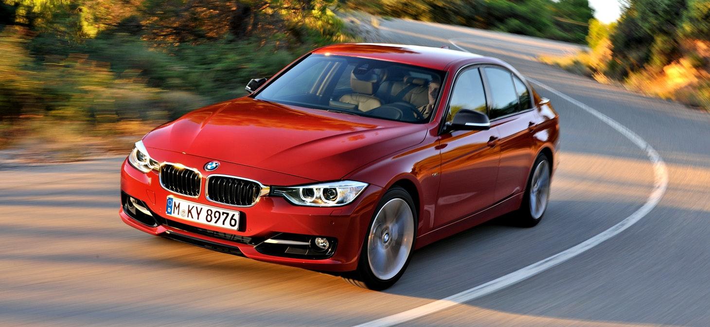 BMW 3 Series VI (F3x) 2011 - 2016 Station wagon 5 door #7