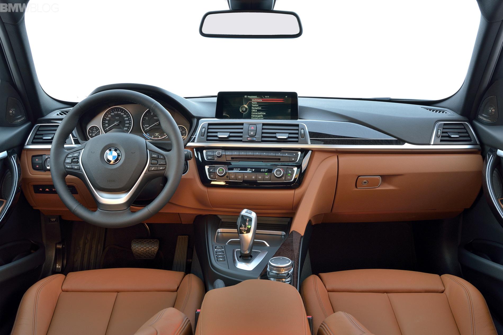 BMW 3 Series VI (F3x) 2011 - 2016 Station wagon 5 door #8