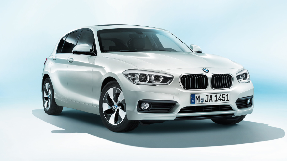 BMW 3 Series VI (F3x) Restyling 2015 - now Station wagon 5 door #1