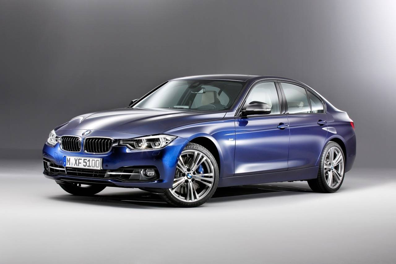 BMW 3 Series VI (F3x) Restyling 2015 - now Station wagon 5 door #3