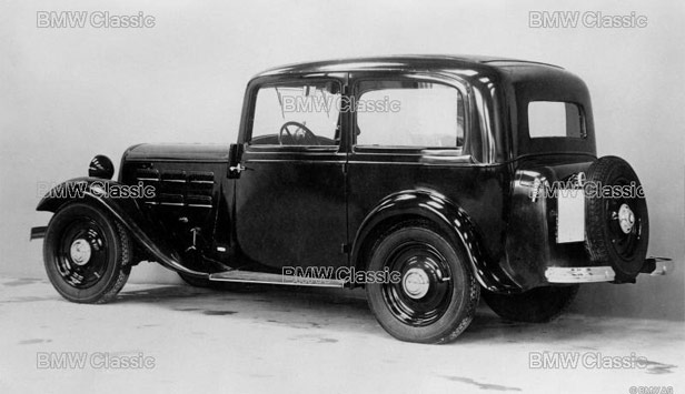 BMW 315 1934 - 1937 Sedan 2 door #6