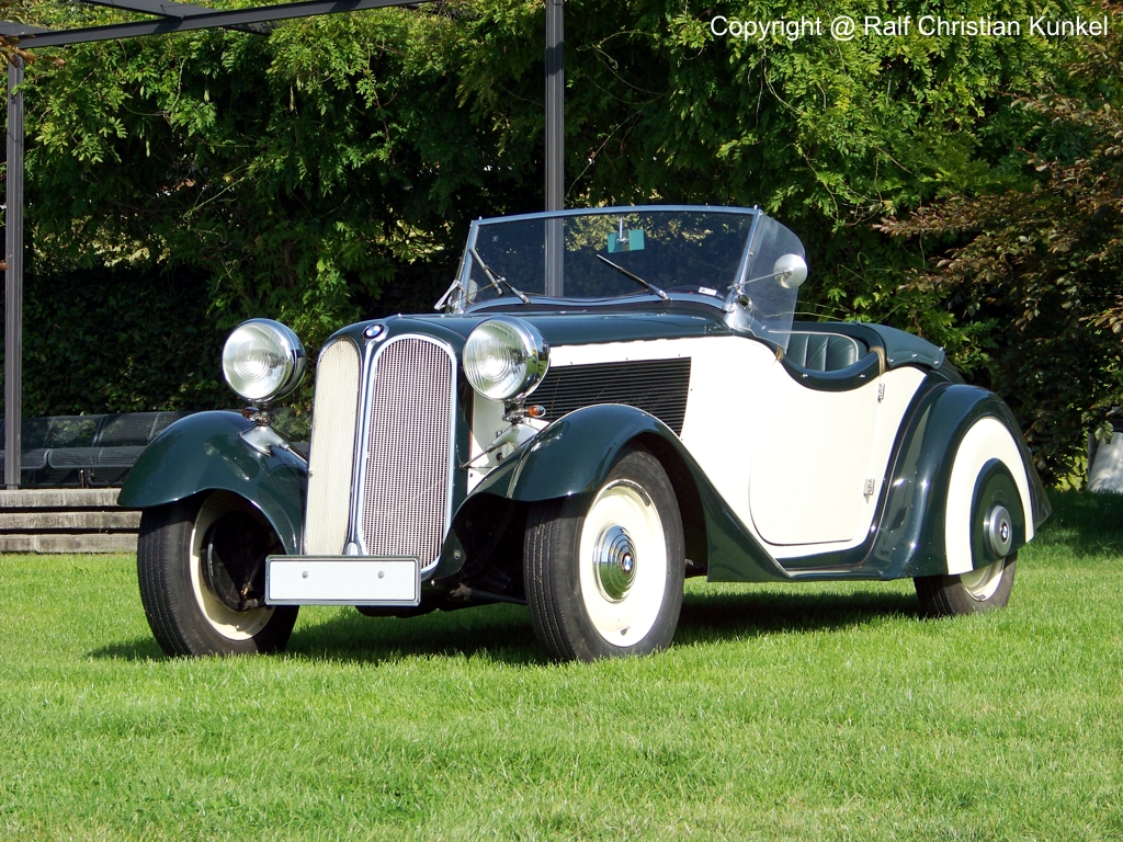 BMW 315 1934 - 1937 Roadster :: OUTSTANDING CARS