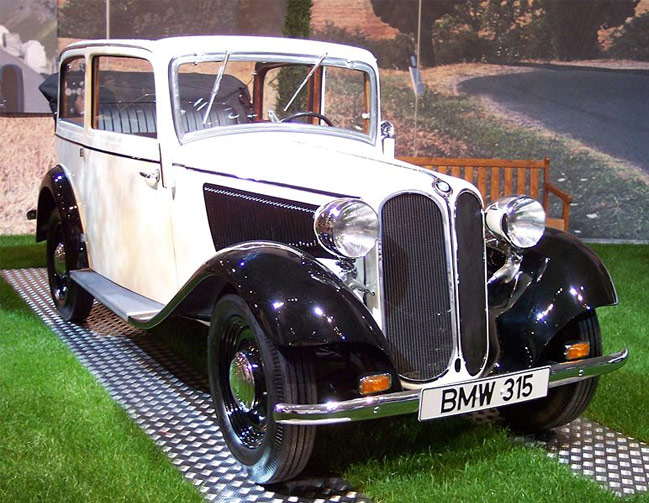 BMW 315 1934 - 1937 Roadster #6
