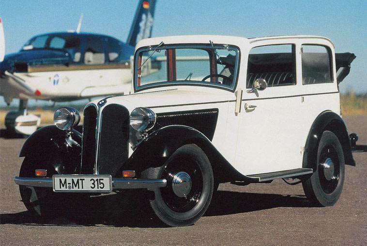 BMW 315 1934 - 1937 Sedan 2 door #4
