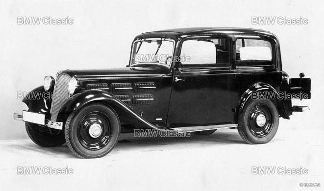 BMW 315 1934 - 1937 Sedan 2 door #8