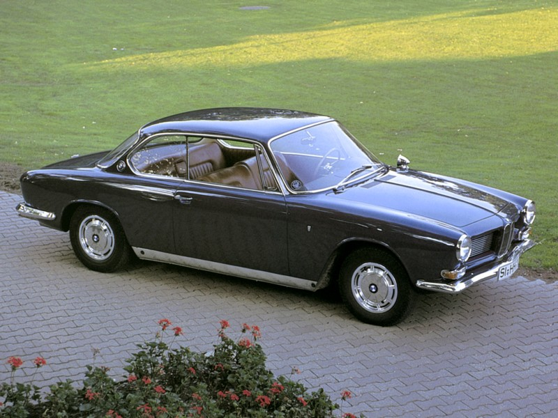 BMW 3200 1962 - 1965 Coupe #7