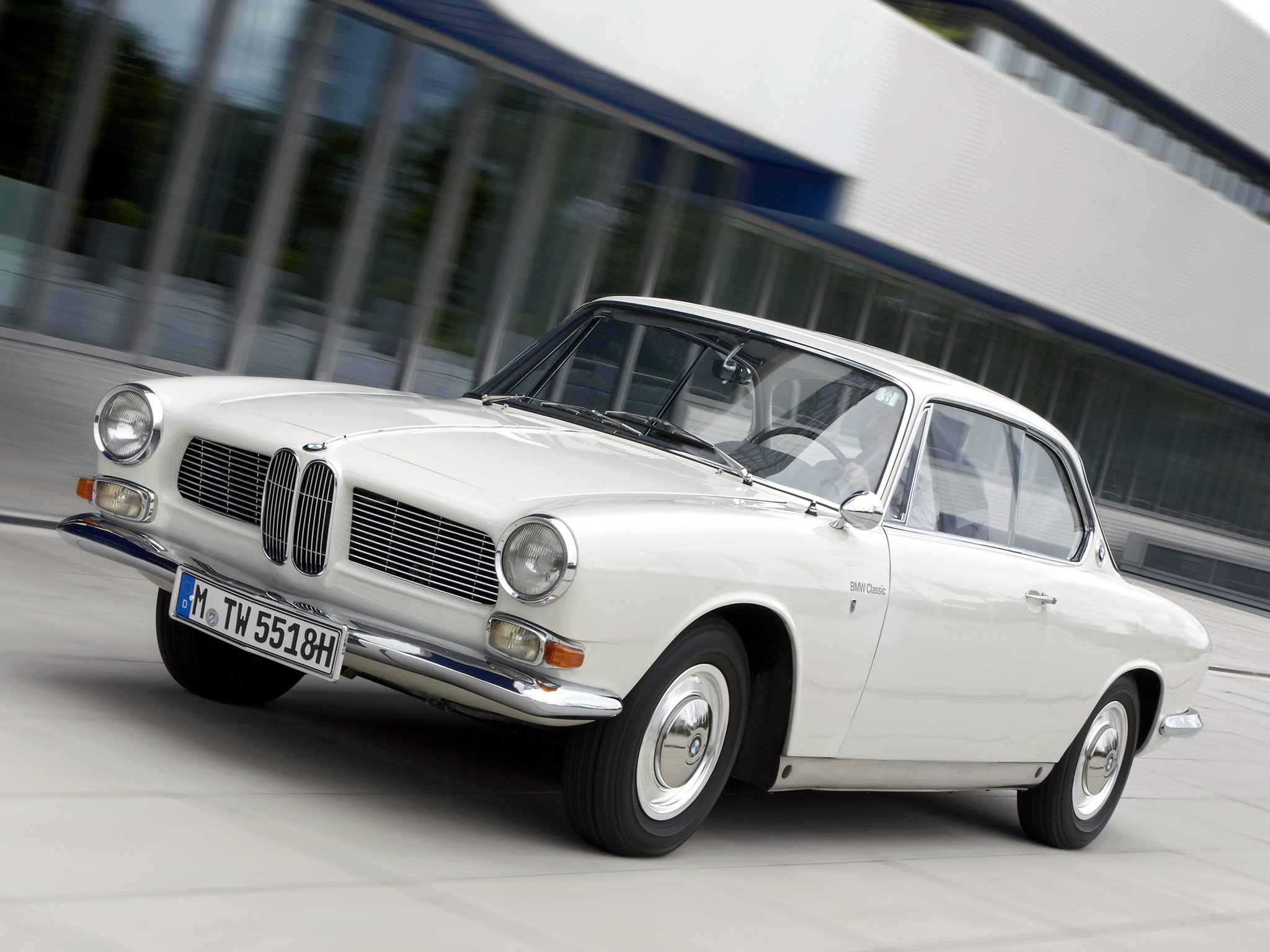 BMW 3200 1962 - 1965 Coupe #5
