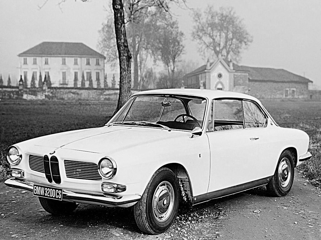 BMW 3200 1962 - 1965 Coupe #8