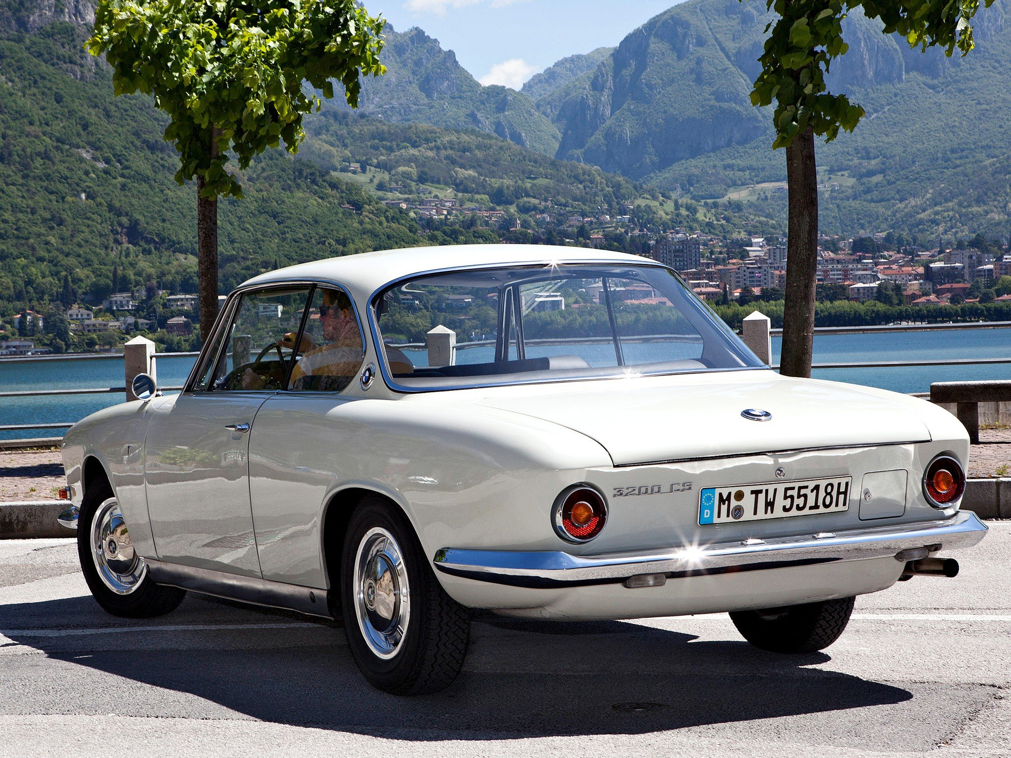 BMW 3200 1962 - 1965 Coupe #1